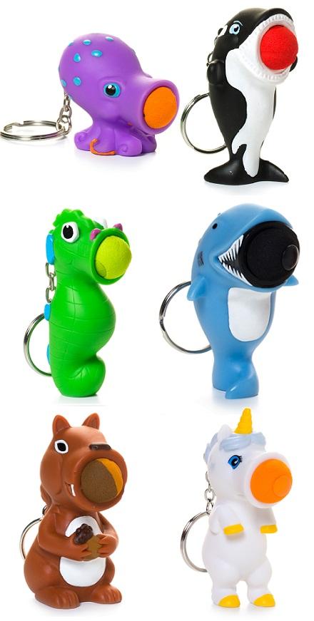 Hog Wild Seahorse Popper Toy